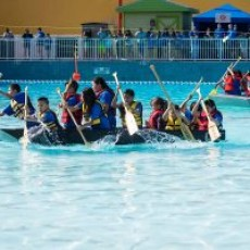 Things to do in Arlington, TX for Kids: 30th annual Cardboard Boat Regatta, River Legacy Living Science Center