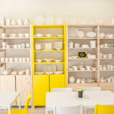 Open Play & Paint Your Own Pottery!