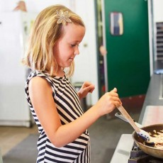 Summer Cooking Camps for Kids!