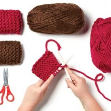 Learn to Knit for Kids
