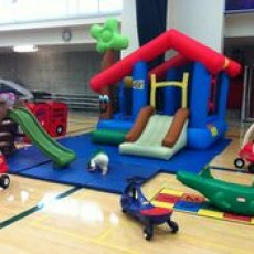Things to do in Beaverton, OR for Kids: Indoor Play Park, THPRD Garden Home Recreation Center