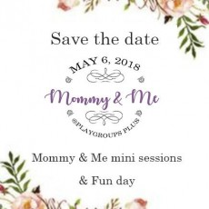 Mommy and Me Fun Day