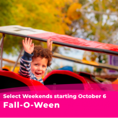 Things to do in Cincinnati Eastside, OH for Kids: Fall-O-Ween Festival 2018, Coney Island Amusement Park