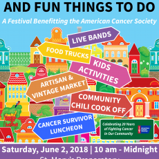 Taste & Tunes and Fun Things To Do
