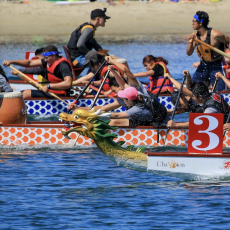 Long Beach, CA Events for Kids: 2019 Long Beach Dragon Boat Festival