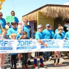 JDRF One Walk at Morey's Piers
