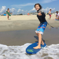 Skimboarding Camp Ages: 7 and Up