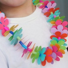 Cape May County, NJ Events: Lei Necklace Making