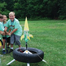 Things to do in Cape May County, NJ for Kids: Aviation Career Academy Summer Camp, Naval Air Station Wildwood Aviation Museum