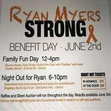 Ryan Myers Strong Benefit Day