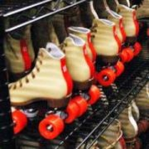 Things to do in Cape May County, NJ: Roller Skating at Convention Hall (2 Sessions)