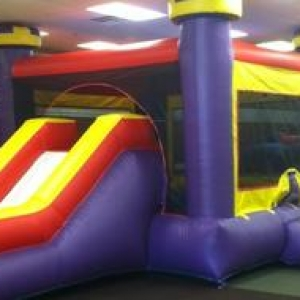 Bounce Indoor Inflatable Park