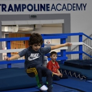 Open Toddler Bounce at Elite Trampoline