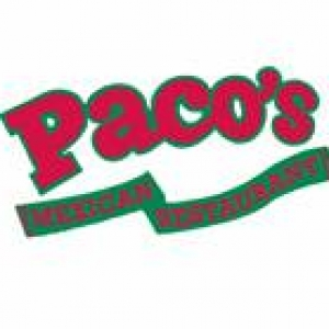 Paco's Mexican Restaurant: Daily