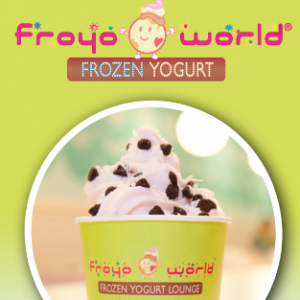 Froyo World at the Connecticut Science Center