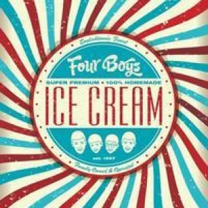 Four Boys Ice Cream Shop