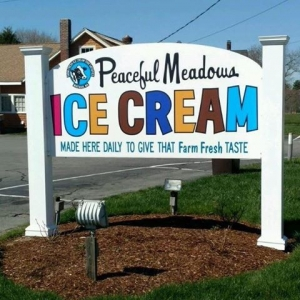 Peaceful Meadows Ice Cream - Plymouth