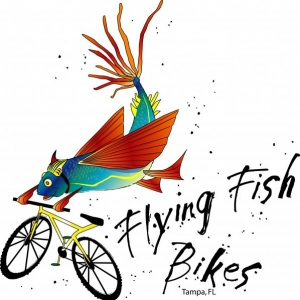 South tampa fl hulafrog flying fish bikes for Flying fish bikes