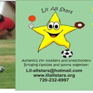 Lil' All Stars Athletics for Toddlers and Preschoolers