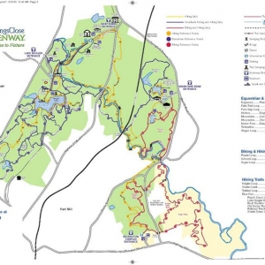 Rock Hill, SC Events: Exploring the Greenway Hike