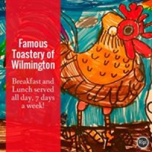 Famous Toastery of Wilmington, NC