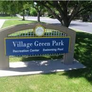 Village Green Pool Through Aurora Parks Rec
