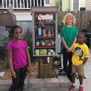 Lowcountry Blessing Box Project: Lowcountry Blessing Boxes