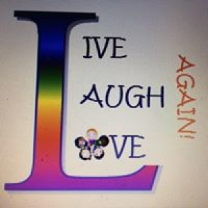 Live, Laugh,Love- Again Charitable Consignment.
