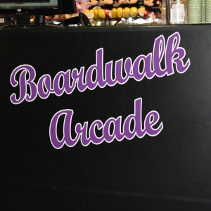 Boardwalk Arcade at Gay Dolphin Gift Cove