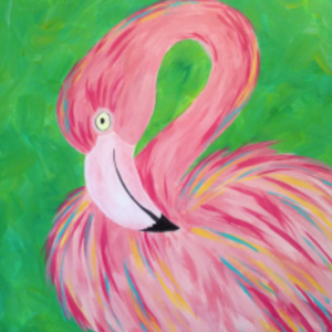 Pinot's Palette Red Bank: Little Brushes: Amazing Animals (Ages 6-12)