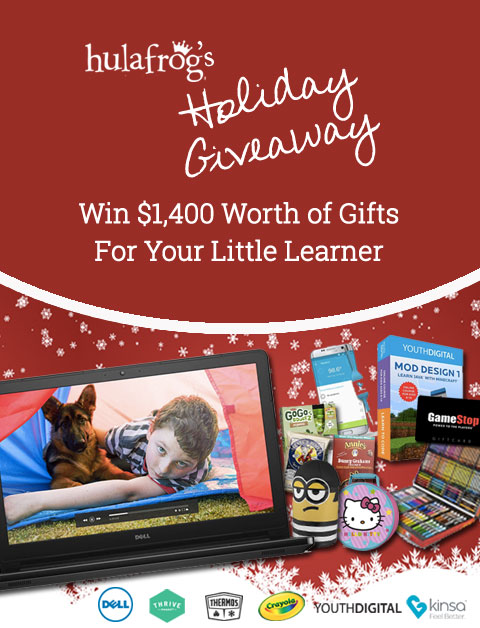 Win Over $1400 in Gifts This Holiday Season