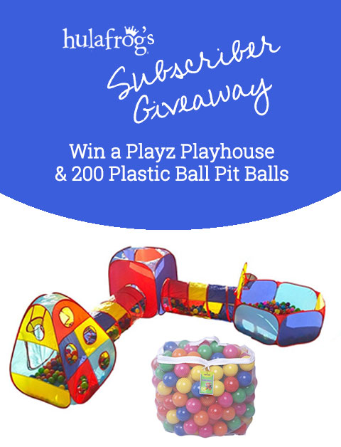 Playz  Playhouse January 2018 Giveaway