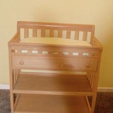 Changing Table Natural Color