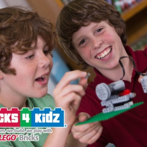 Bricks 4 Kidz - Hoboken