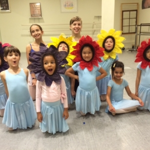 Summer Dance Programs (ages 3-8)
