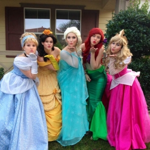 Things to do in Tracy-Manteca, CA for Kids: Case for Kids Princess Tea Party, Case For Kids