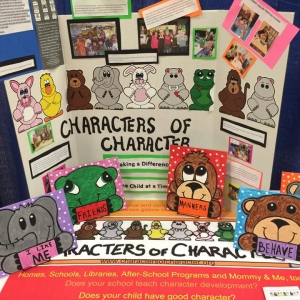 Characters of Character