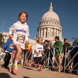 Things to do in Madison, WI: IronKids Fun Run 2018