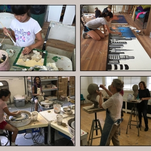 Katonah Art Center: Holiday Art Camp