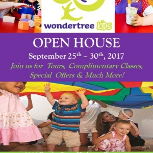 Wondertree Kids Torrance Open House