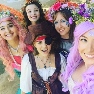 A Faery Hunt: The Fairy and the Pirate