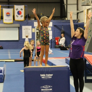 Things to do in Novi-Commerce, MI for Kids: Open Bounce, Bounce! Gymnastics