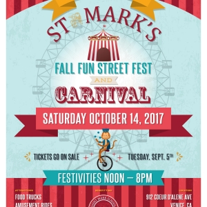 St. Mark's Fall Street Fest and Carnival