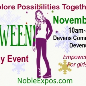 Leominster-Lancaster, MA Events for Kids: BE* TWEEN! Holiday Event for girls 8-12