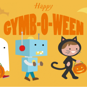 GYMB-O-WEEN COSTUME PARTIES