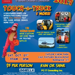 6th Annual Kidzfest Touch a Truck & More