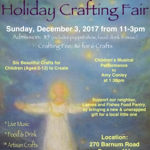 Leominster-Lancaster, MA Events for Kids: Holiday Fair