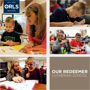 Things to do in Madison, WI for Kids: Open House, Our Redeemer Lutheran School