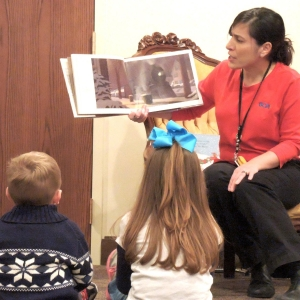 Holiday Storytime at BCM