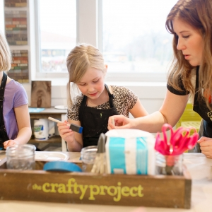 The Crafty Project: Crafty Project Party